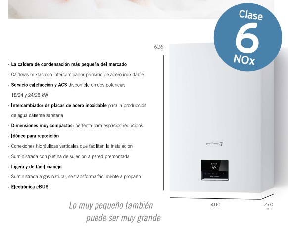 Vaillant Group, Protherm Puma 25, = 1.350€